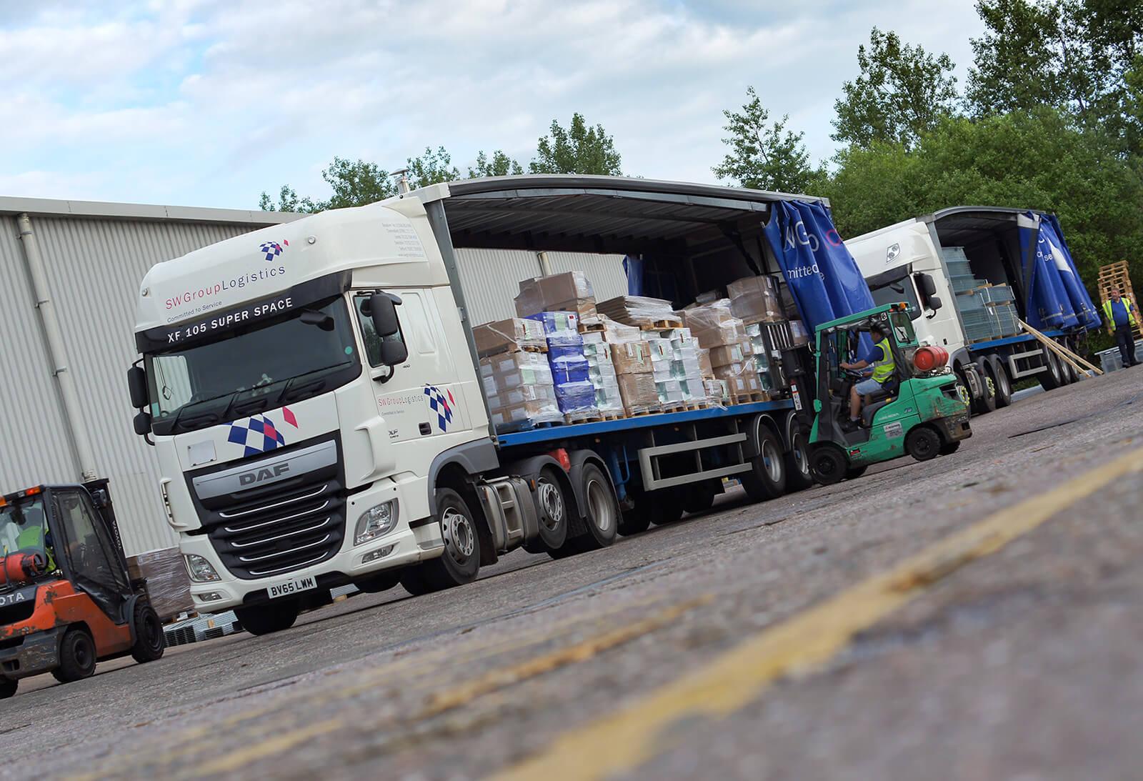 Home - SW Group Logistics